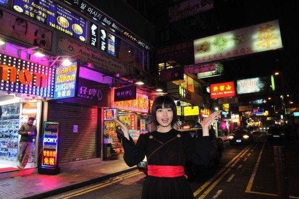 『魔女の宅急便』の香港プレミア上映が実施された
