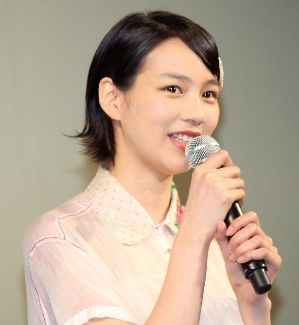 『ホットロード』の和希役について能年玲奈が語った!