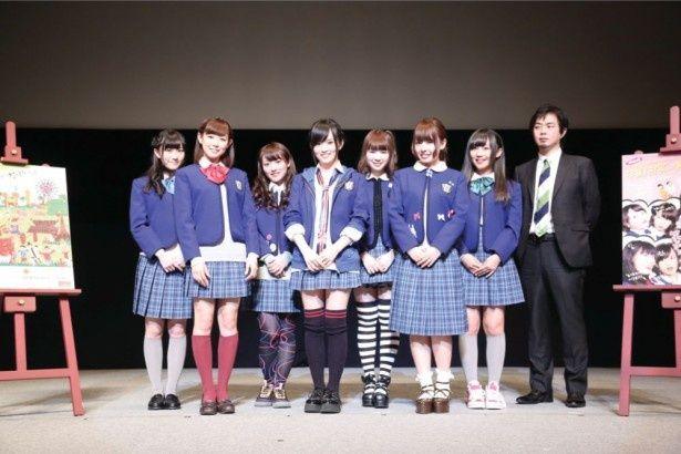 1作目より数段成長を見せた山本彩らNMB48メンバーと内田秀実監督