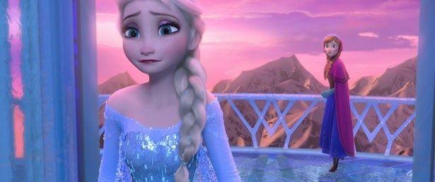 ディズニーアニメの強さを見せた『アナと雪の女王』が2週連続で首位獲得