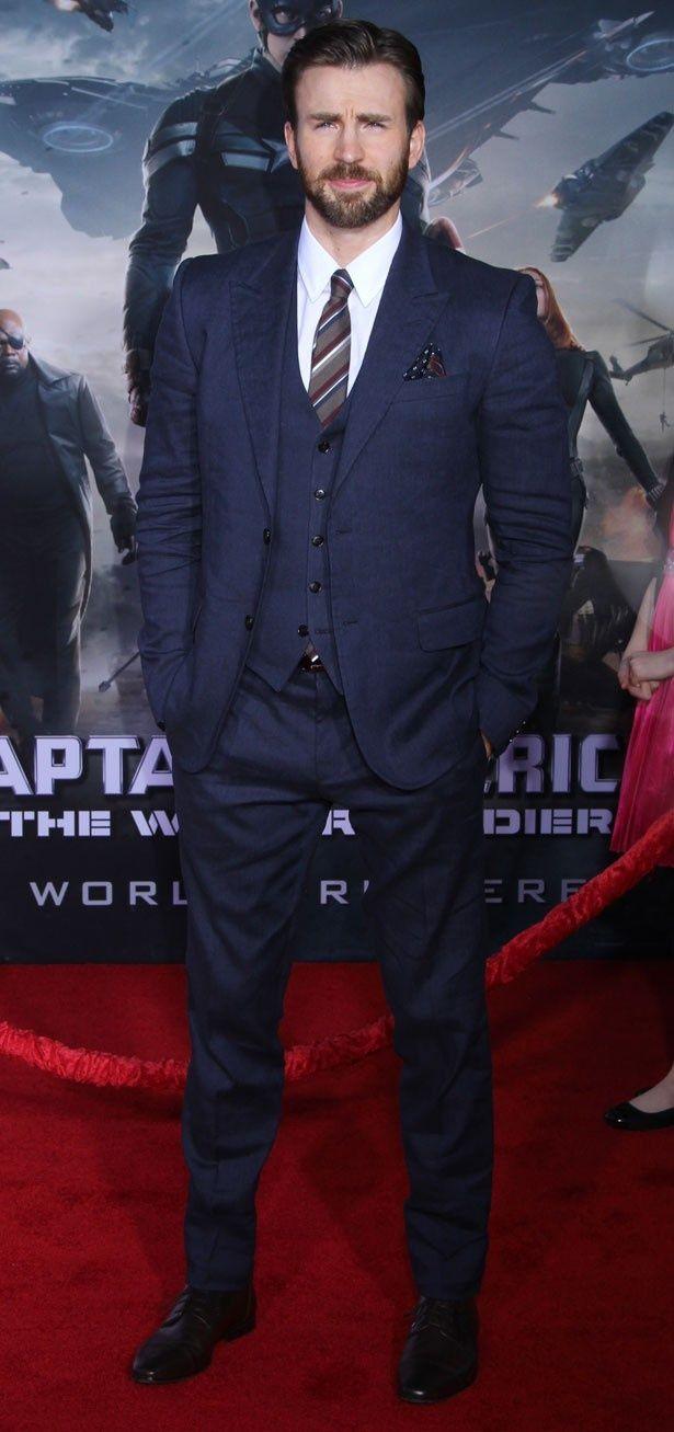 クリスが主演を務める『キャプテン・アメリカ』はシリーズ3作目も製作が決定