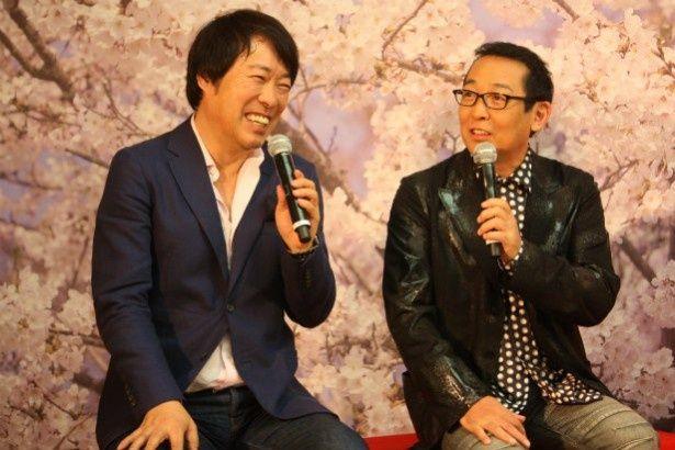 田中監督とさだまさしのタッグは『精霊流し』に続いて2作目