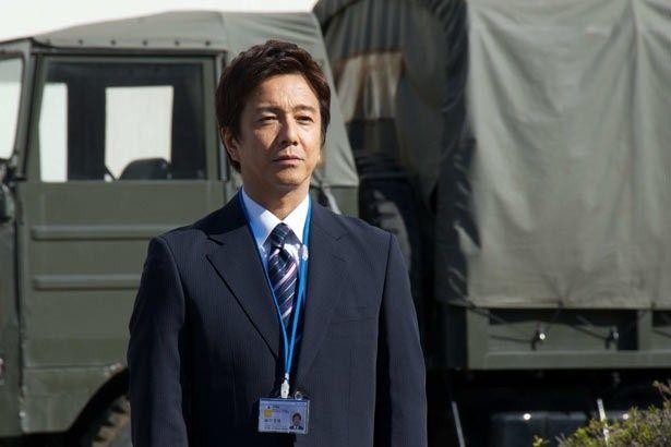 警察庁や議員とのパイプを持つ、防衛省の綿貫孝雄(風間トオル)もドラマに登場!