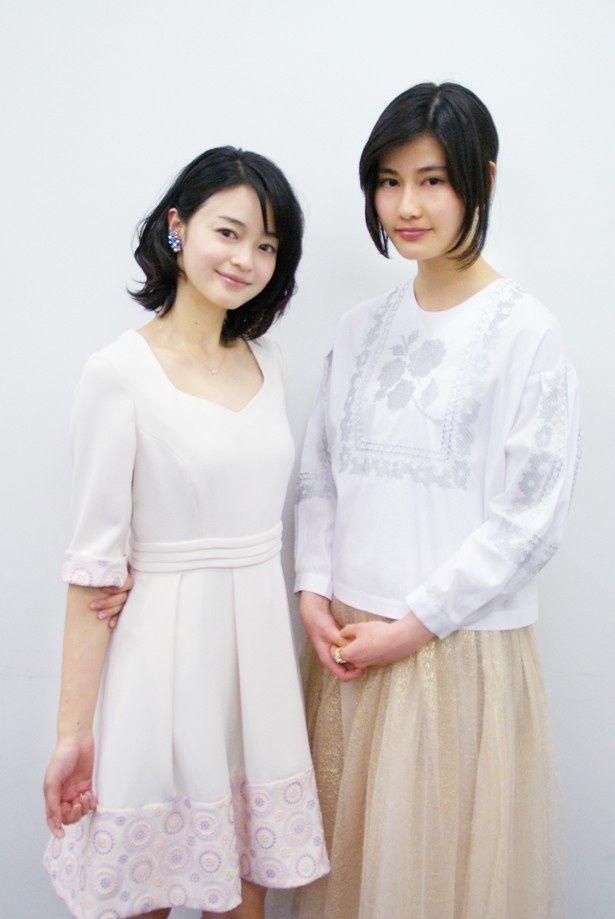 『大人ドロップ』で高校生役をリアルに演じた橋本愛と小林涼子
