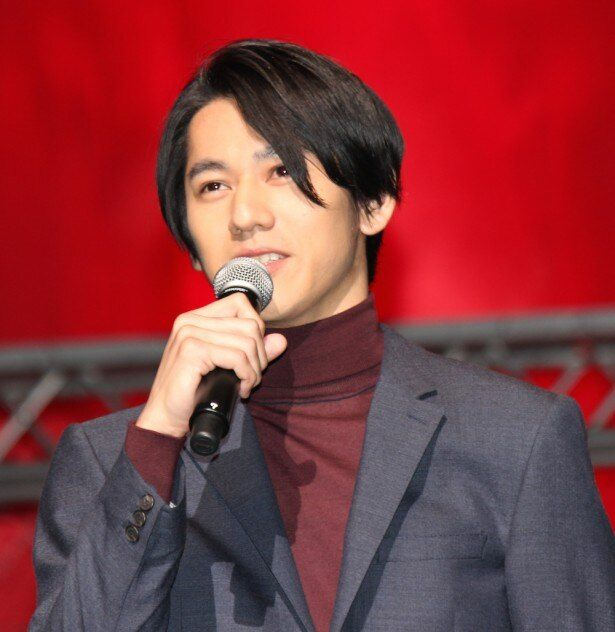 藤原一役の永山絢斗