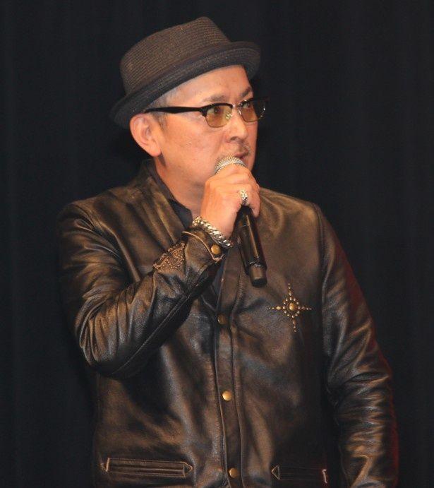 原作者高橋ヒロシも突如、ステージに上げられた