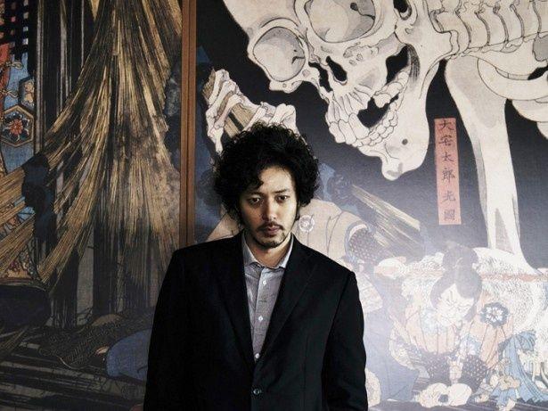 「ドラマ24 リバースエッジ 大川端探偵社」で主演を務めるオダギリジョーがテレビ東京の人気バラエティーに連続出演
