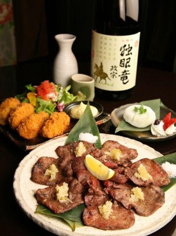 """""""独眼竜""""の地元の味!(大河の舞)"""