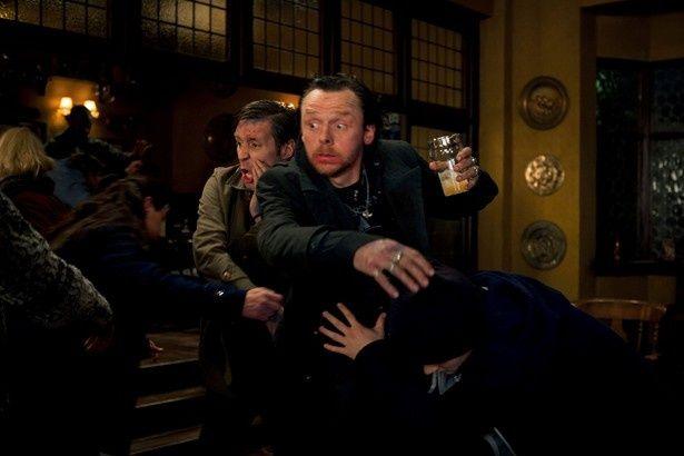 """パブ×ビールでイギリス版""""酔拳""""が炸裂!"""