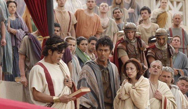 ルシウスはローマ帝国の危機を回避することができるのか?