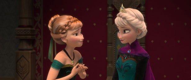 公開から31日間で動員756万人、興収92億円を突破した『アナと雪の女王』