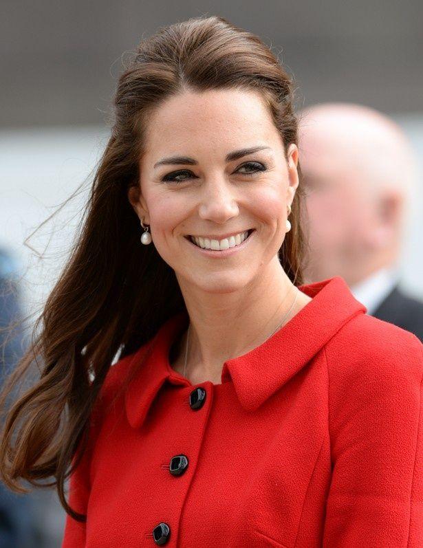 ファッションアイコンとしても世界中の注目を集めているキャサリン妃
