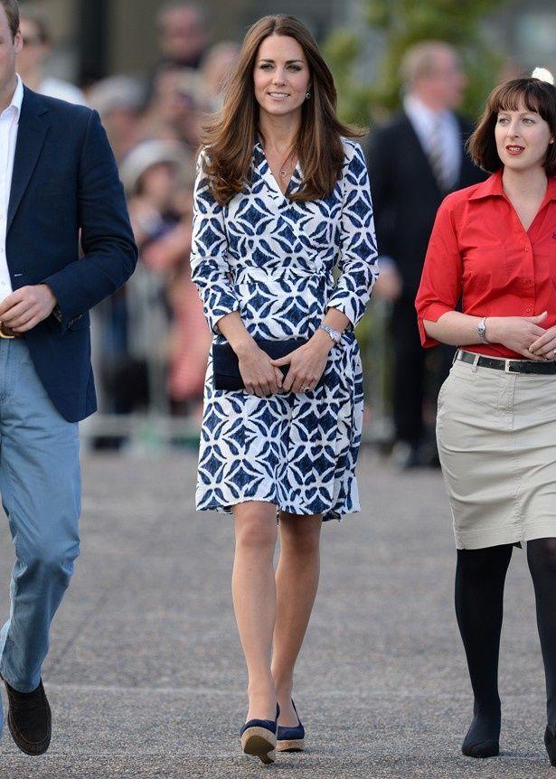またもやキャサリン妃が着用したドレスが完売!