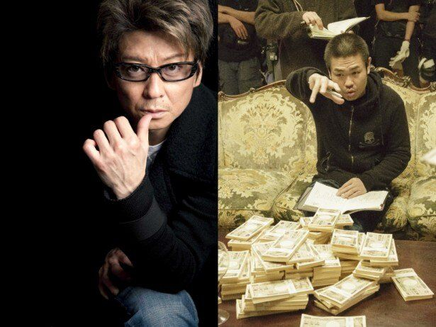 哀川翔×品川ヒロシの新作は6 月上旬よりクランクイン予定