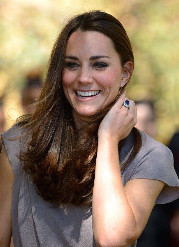 キャサリン妃の影響なのか、エクボを希望する女性が増えているとか