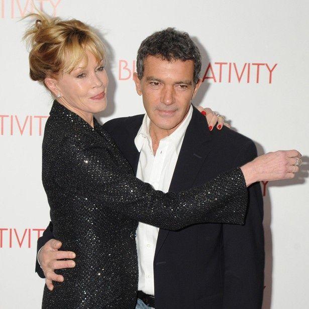アントニオとメラニーが離婚の危機?