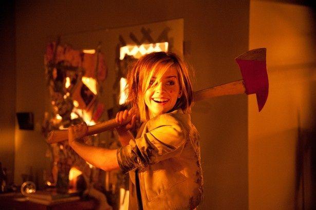 魔法の杖よりも強い!?エマ・ワトソンが本人役で大暴れする『ディス・イズ・ジ・エンド 俺たちハリウッドスターの最凶最期の日』