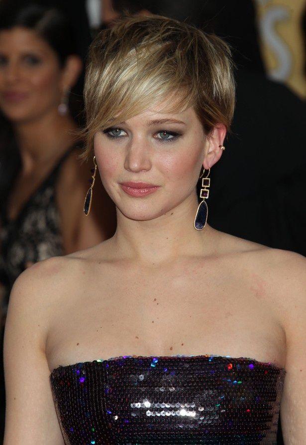 男性が選んだ最もセクシーな女性1位に輝いたジェニファー・ローレンス