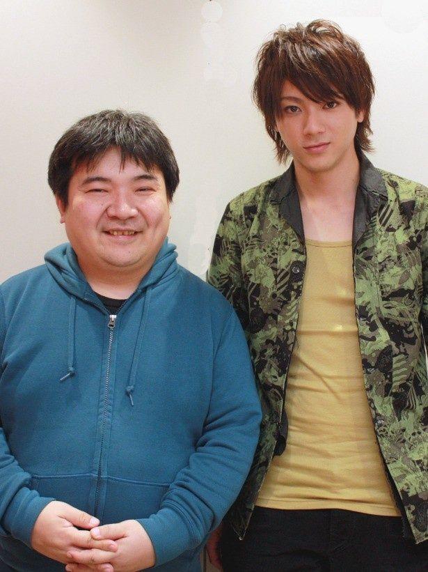 『ライヴ』の山田裕貴と井口昇監督にインタビュー