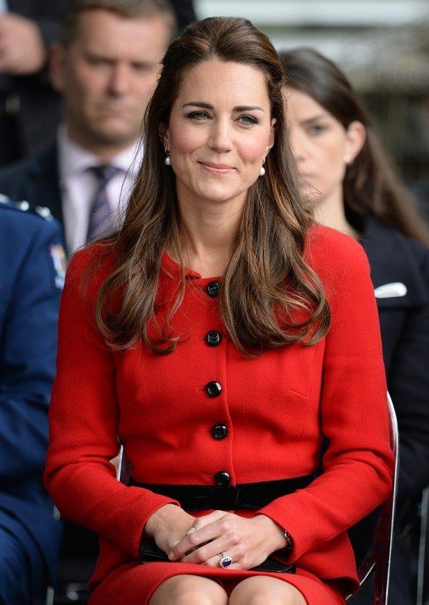 ウィリアム王子より目立つことを恐れないキャサリン妃