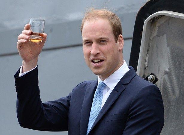 ウィリアム王子がスターも集めてパーティを開催!