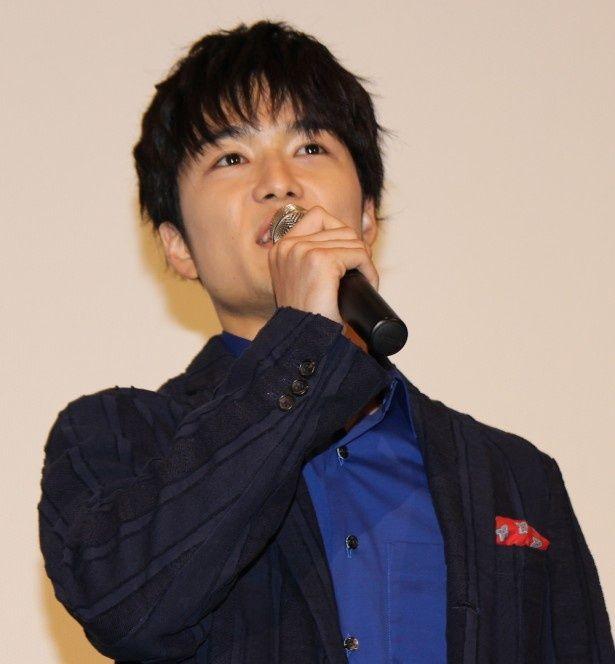 『キカイダー REBOOT』の完成披露試写会に新キカイダー入江甚儀が登壇!