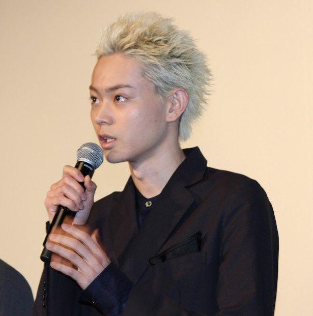 カウカウファイナンスの見習い社員・マサル役を演じる菅田将暉