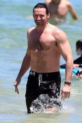 ヒュー・ジャックマン、イチモツにソックスを被せて全裸シーンに挑戦!