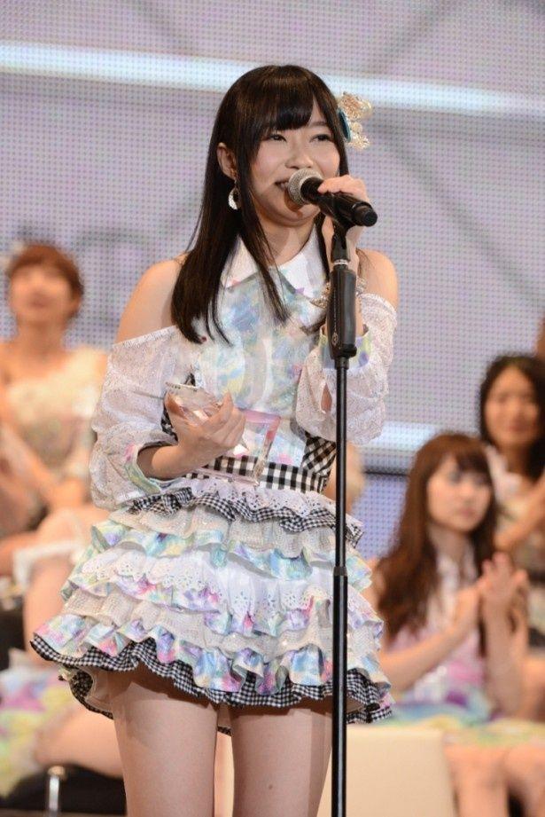 史上初の2連覇が掛かるHKT48・指原莉乃