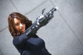 ハーフの美人モデル、高橋メアリージュンが演じる強烈キャラクターが話題!
