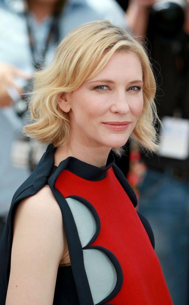 『ブルージャスミン』でアカデミー賞主演女優賞を獲得したケイト・ブランシェット