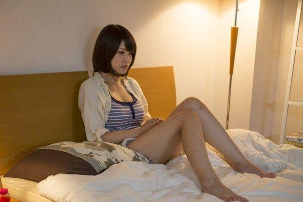 岸明日香が初主演を飾った映画『Oh!透明人間 インビジブルガール登場!?』