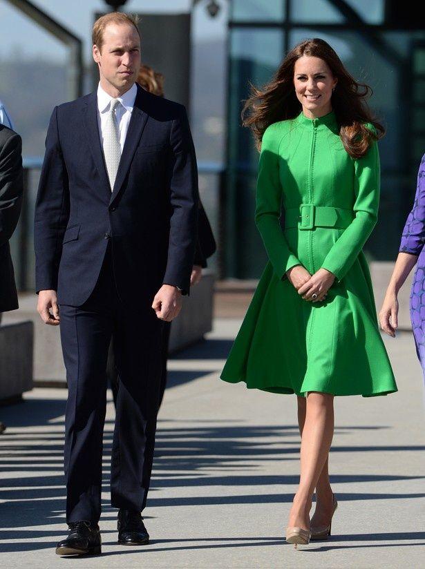 未来の王妃は洋服選びも大変