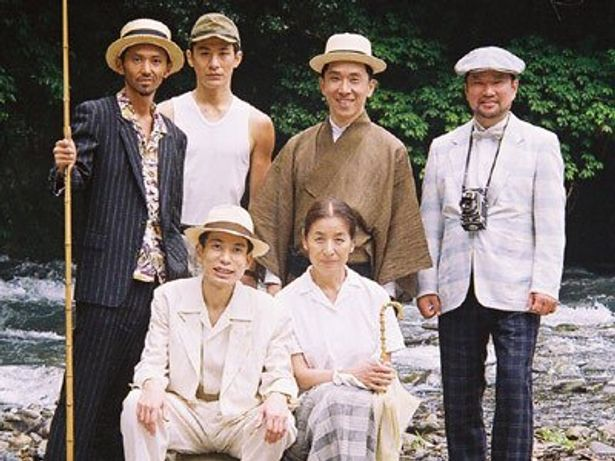 才人・キム兄が初監督した映画『ニセ札』