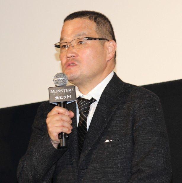 メガホンをとった中田秀夫監督