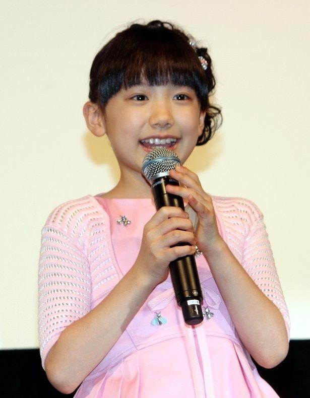 芦田愛菜が映画『円卓 こっこ、ひと夏のイマジン』で単独初主演