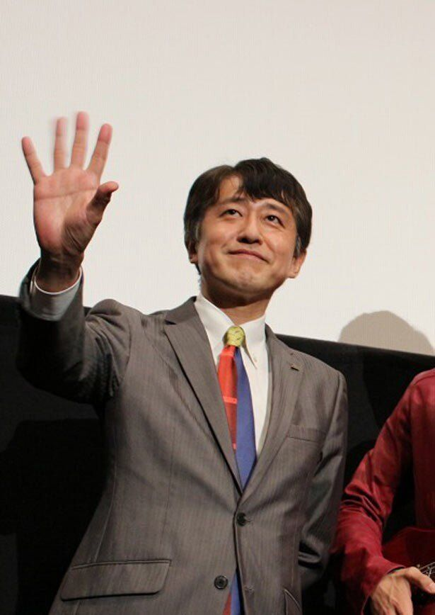 入江の起用について「彼の人間的な魅力に我々が惹かれてしまった」と語っていた白倉伸一郎氏