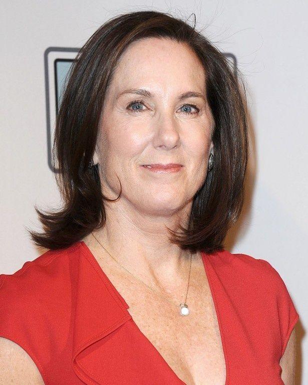 ルピタの出演についてコメントを発表したキャスリーン・ケネディ社長