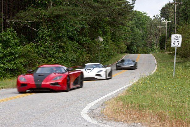 マスタングやランボルギーニなど世界の名車もズラリと登場!