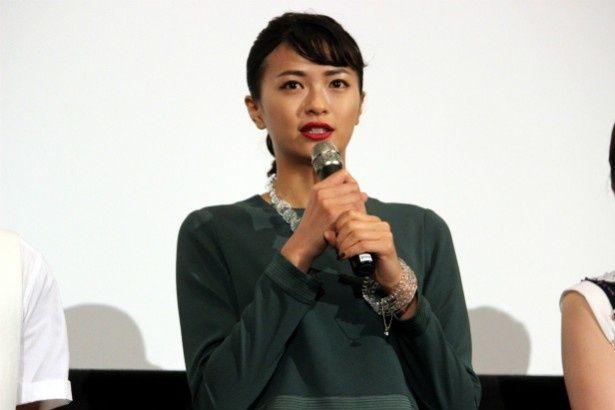 編集者の小山田みのり役の榮倉奈々