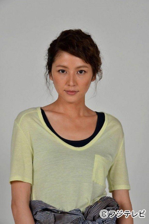 7月9日(水)からスタートする青春ドラマ「若者たち2014」(フジテレビ系)に出演する長澤まさみ