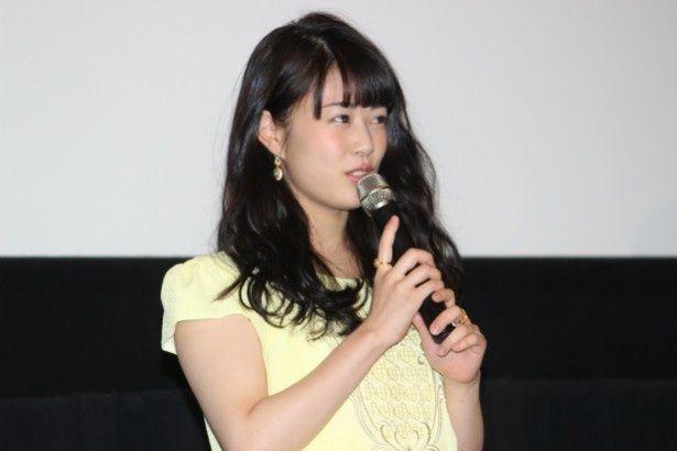 女子・イエロー/黄川田ゆり役の高畑充希