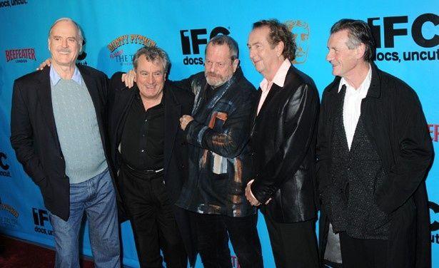 今年、約30年ぶりに再結成するコメディグループ、モンティ・パイソン