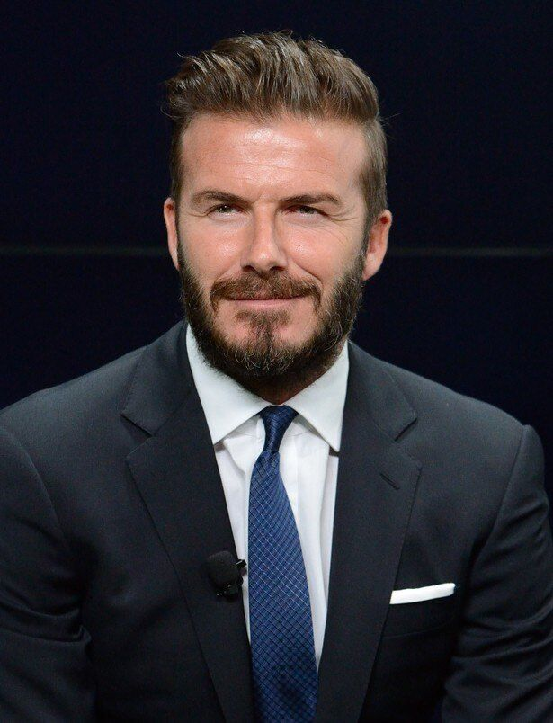 『Beckham's Bistro』というレストランチェーンを展開予定のベッカム!