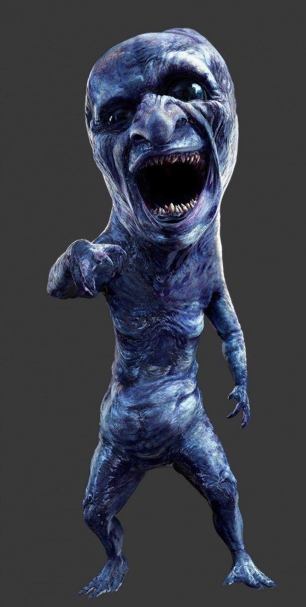 まさに異生物青鬼のcgビジュアルが解禁画像229 映画 Movie Walker