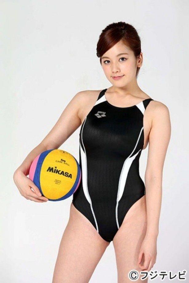 「水球ヤンキース」で連続ドラマ初レギュラー出演を果たす筧美和子