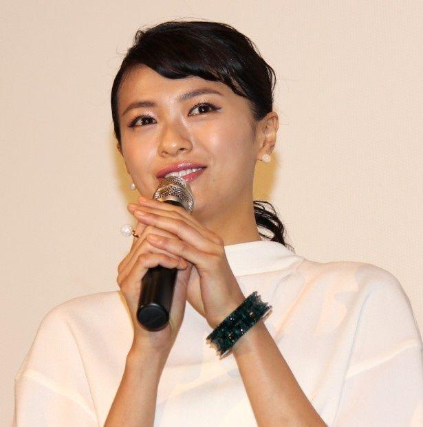 榮倉奈々、出会いに感謝!女優デビュー10年の思いを語る