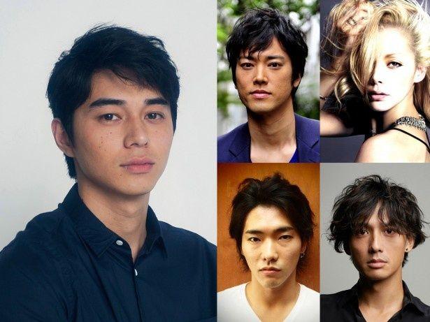 主演を務める東出昌大のほか、桐谷健太、土屋アンナ、柄本佑、安藤政信が出演