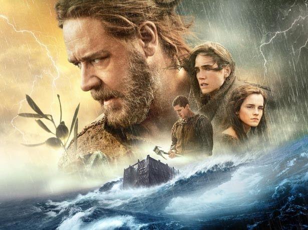 興収2億5502万900円をあげ、週末2日間のランキングで初登場2位につけた『ノア 約束の舟』