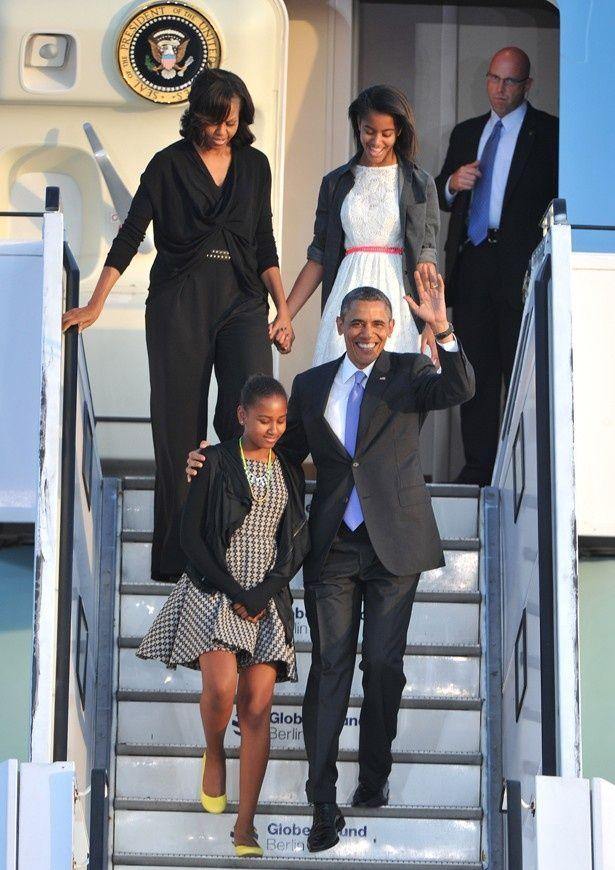 【写真を見る】マリアは大統領を父に持ちながら、映画製作に興味を持っているんだとか